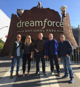 Improved Apps sales team at dreamforce